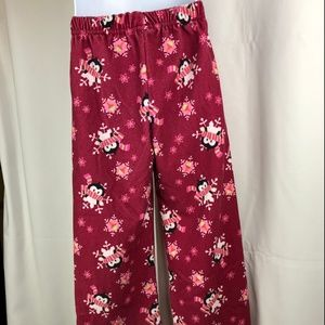 Girls Pajama Bottoms